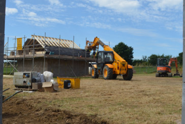 Housebuilding Increases Continue