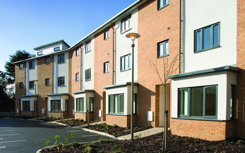 New home registrations continue to increase, reports NHBC