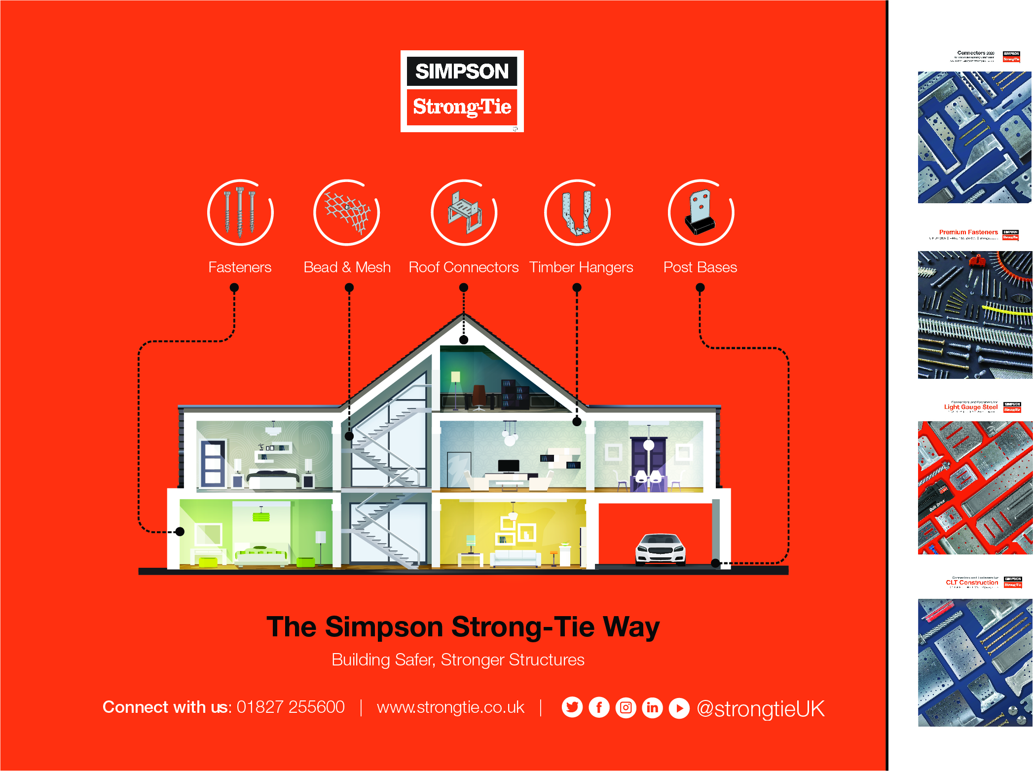 Exciting new innovations from Simpson Strong-Tie