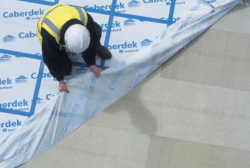 Norbord's Caberfix Joint&Joist eliminates squeaky floors