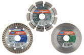 3 Norton Clipper diamond blades to win