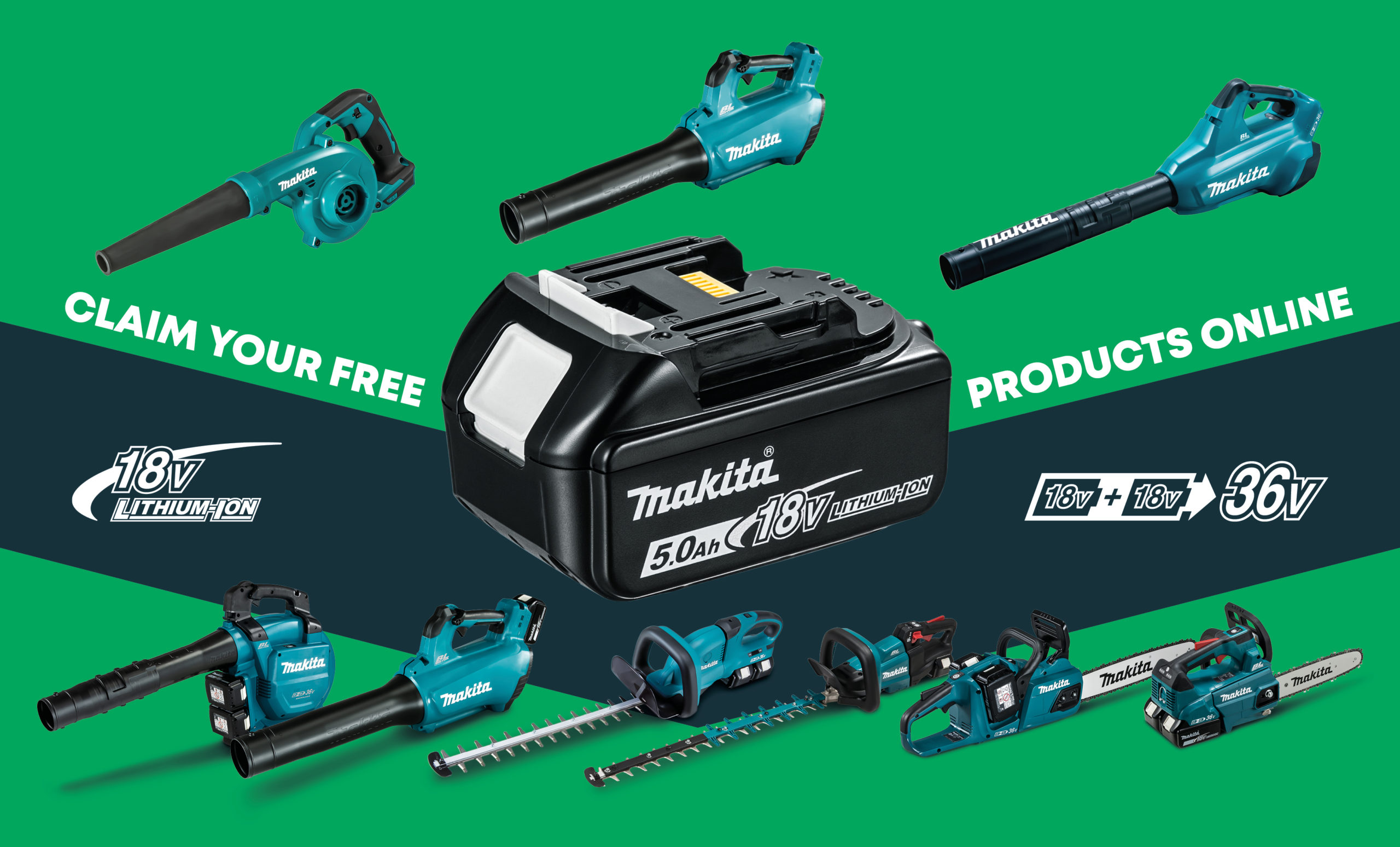 Makita's latest offer