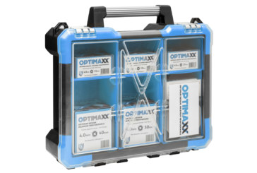 2 Optimaxx Midi Cases for grabs
