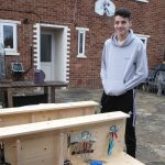 'Wood' You Believe It? See How Young Harry Henderson Has Carved Out a Future in Woodwork