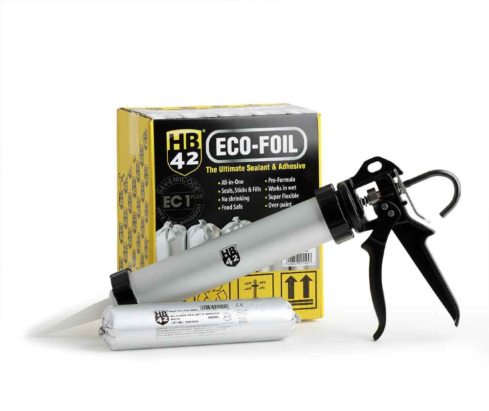 Eco-friendly sealant cartridges