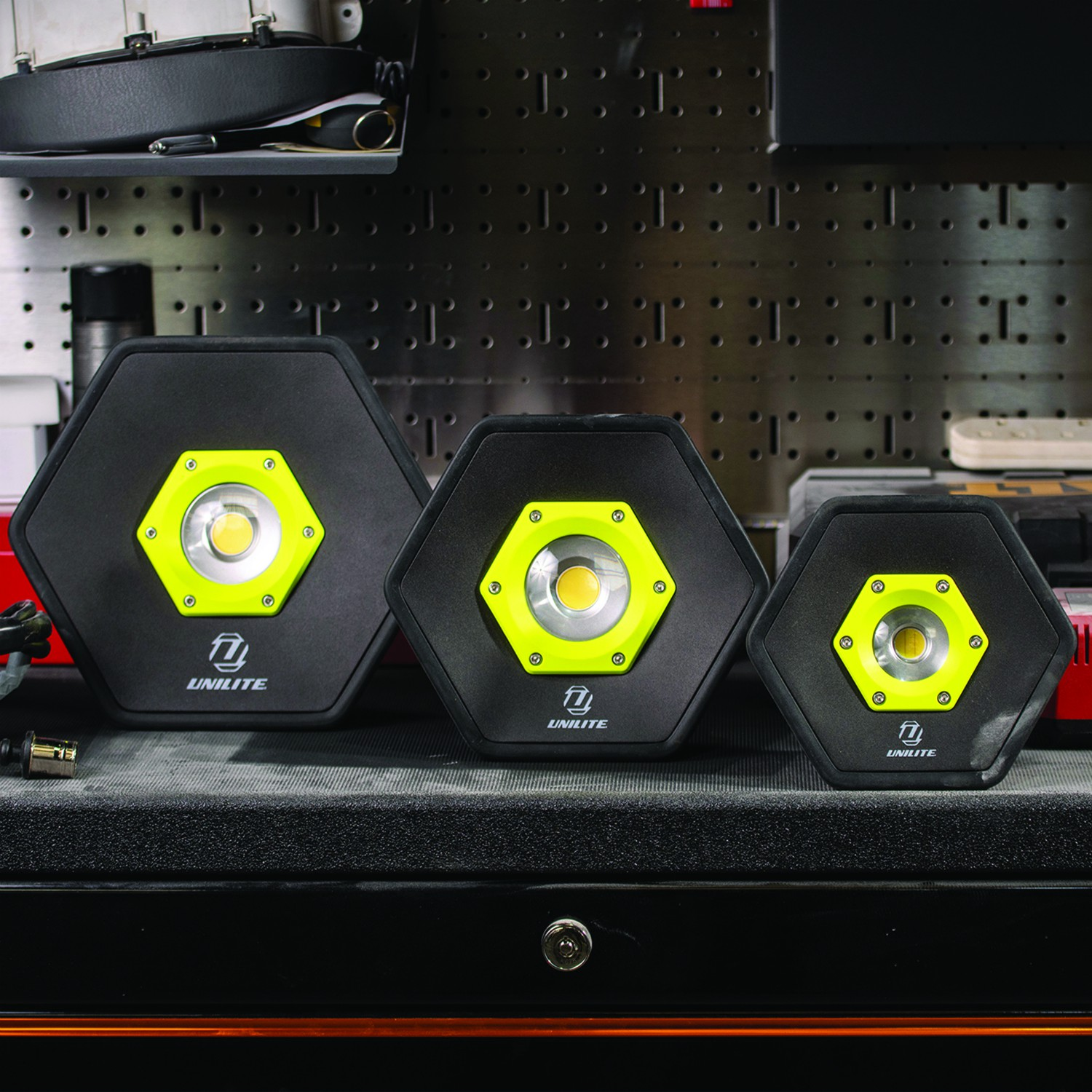 Hexatec range from Unilite