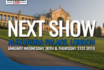 Pro Builder Live heads to Ally Pally