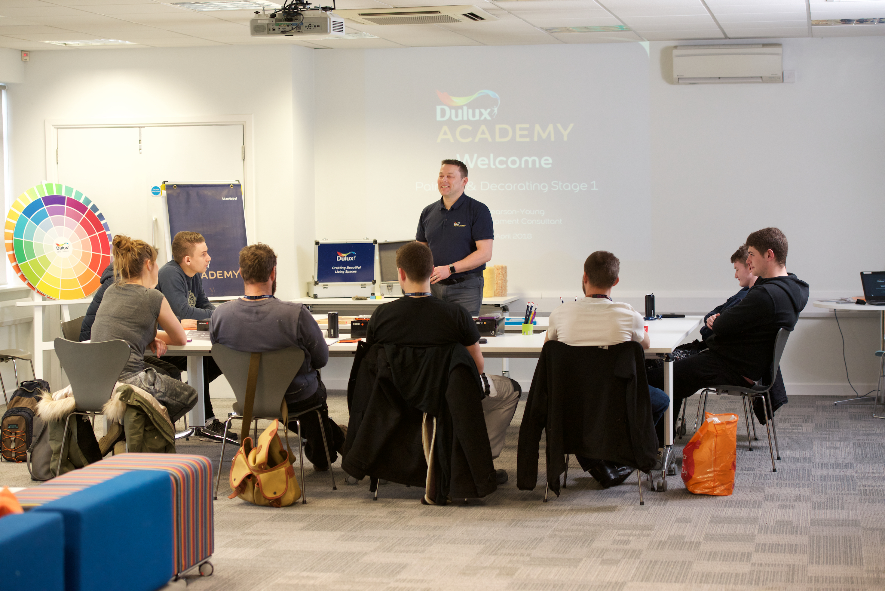 Inside the Dulux Academy (Part Five)