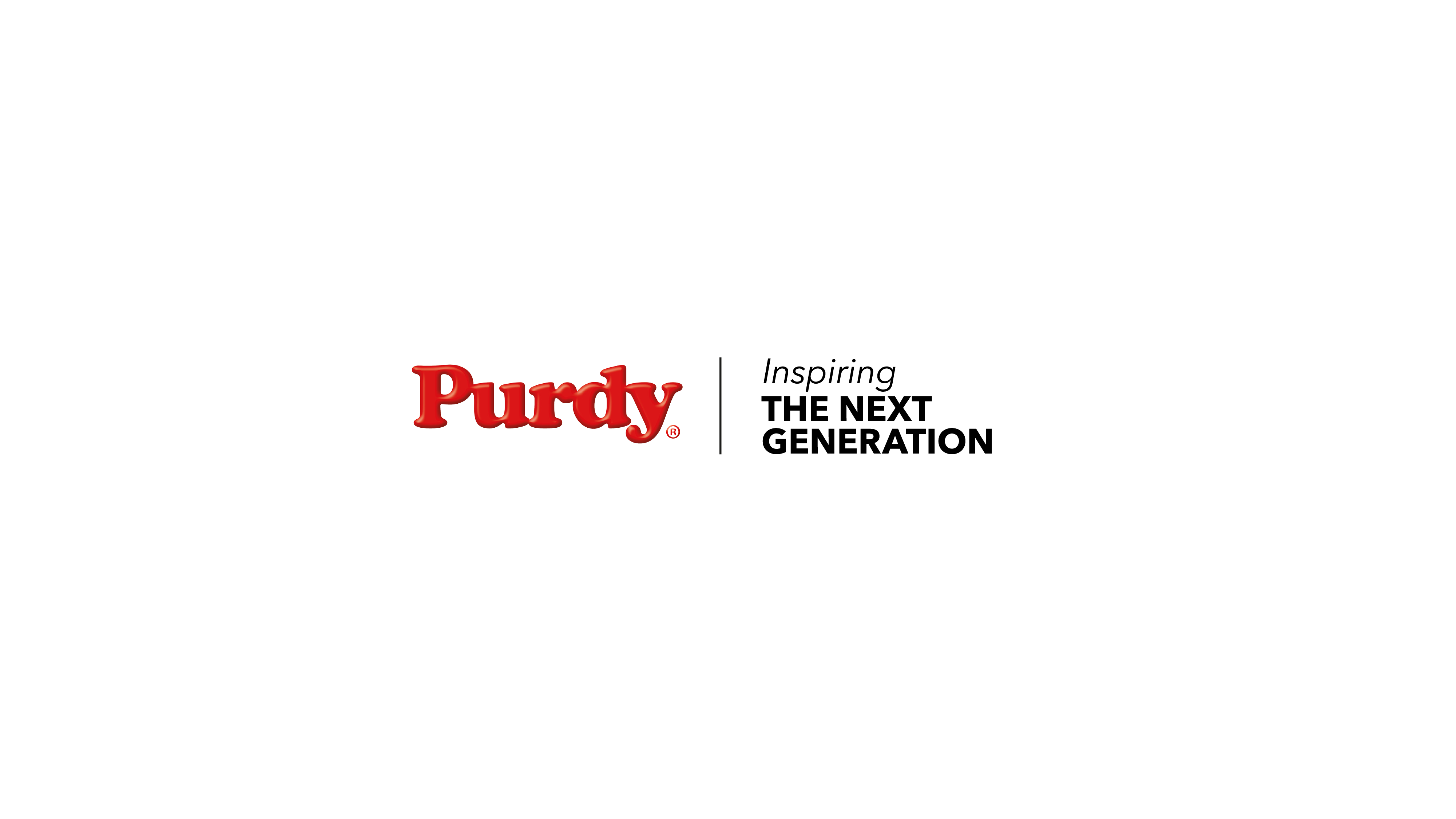 Purdy is inspiring the next generation with new campaign