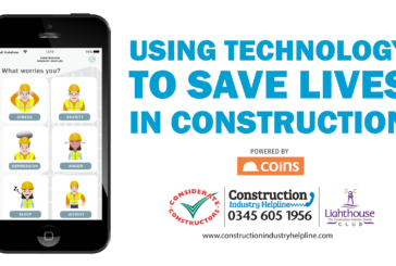 App launched to help mental health of construction industry