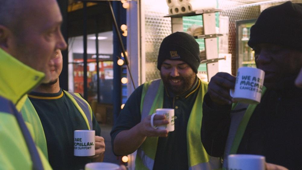 Macmillan Unites Behind Tradesmen with Cancer