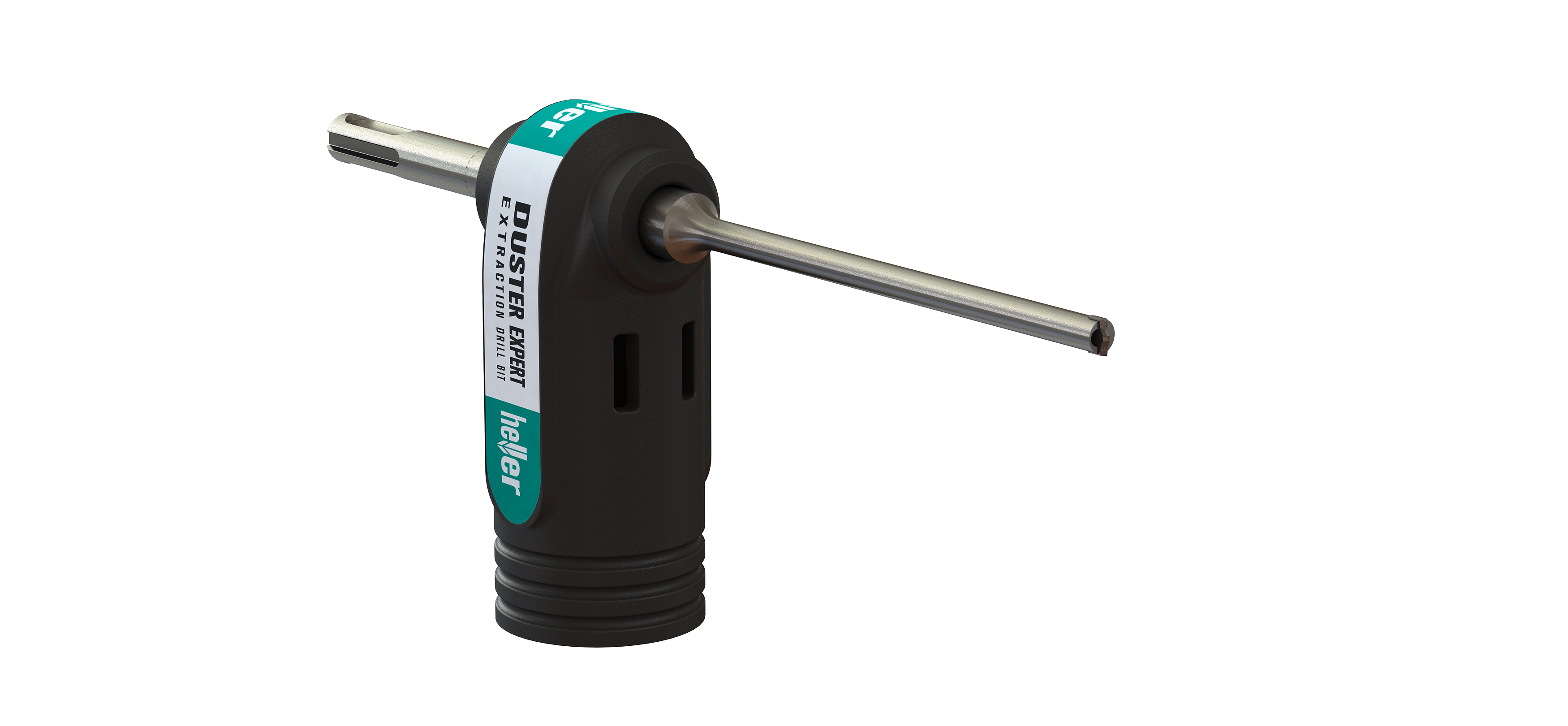 Dust-free drilling from Heller Tools
