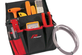 PLANO tool bags and belts available from Hyde