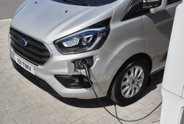 Review: Ford's Plug in Hybrid Transit Custom