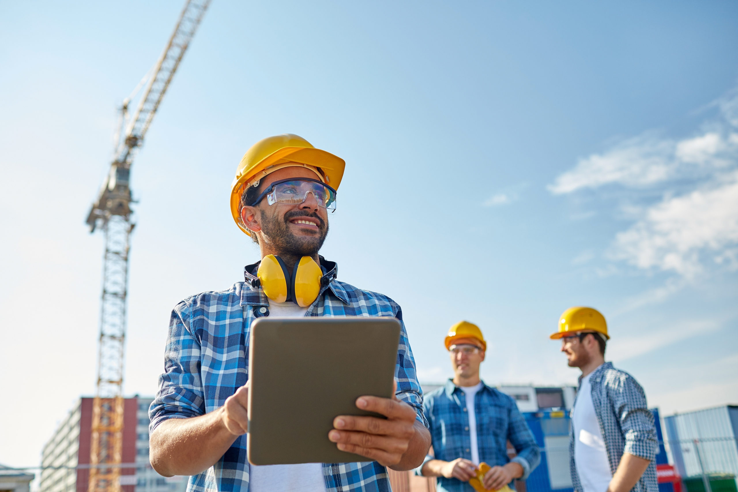 Field service management software lightens the load of running a building business