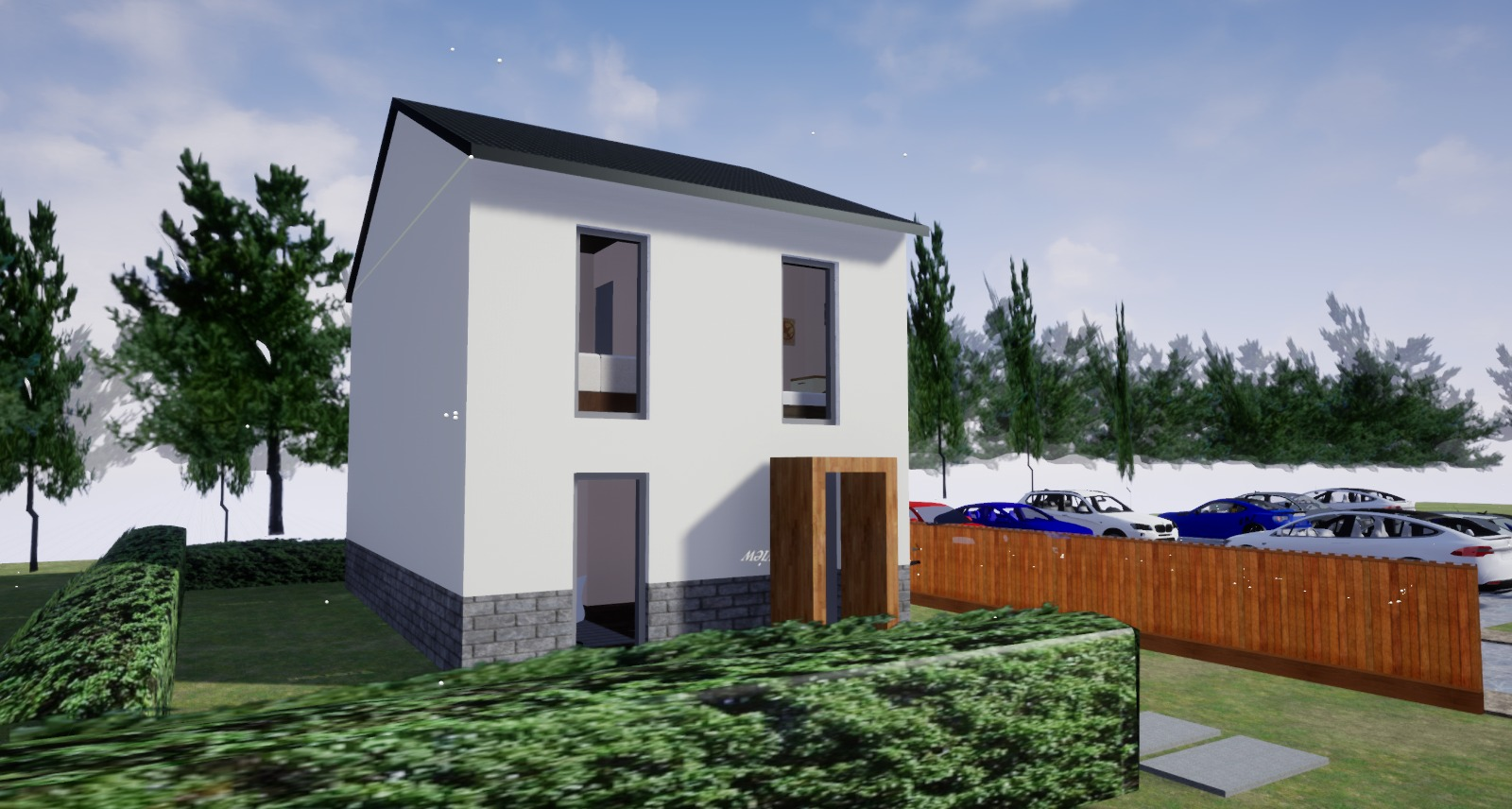 Modular house to be built in 20 hours