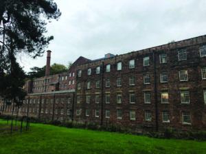 Quarry Bank Mill refurb