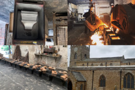 Non-Standard Products from Hargreaves Foundry & Rainclear