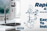 Rapid 4-in-1 from Bristan