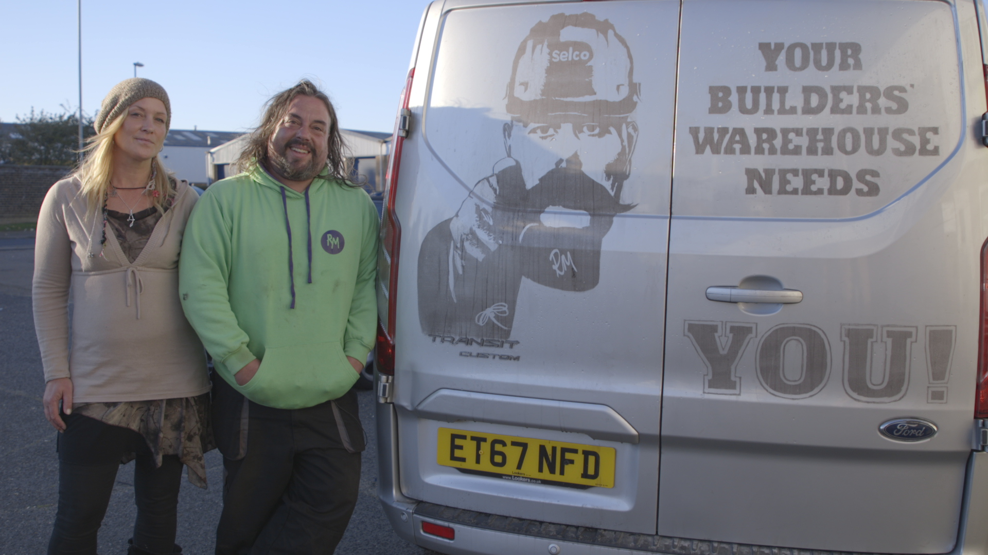 Do you own the UK's dirtiest van?