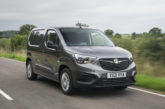 Vauxhall Combo is UK's best-selling small van