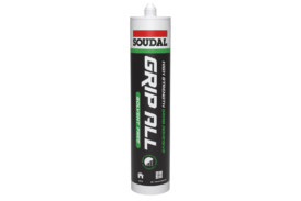 20 Soudal adhesive cartridges to win