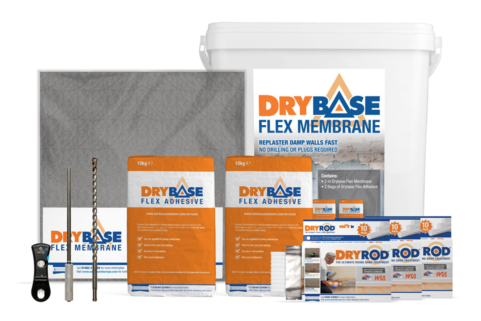 WIN a Safeguard Drybase Kit
