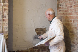 Damp resistant plaster by Safeguard Europe