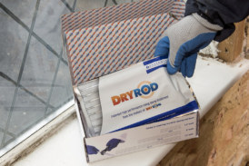 Win: Safeguard Europe Dryrod damp-proofing rods