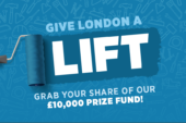 Last chance for groups to enter Give London A Lift campaign