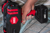 Senco's Rebar Tying Tool is the secure choice on site