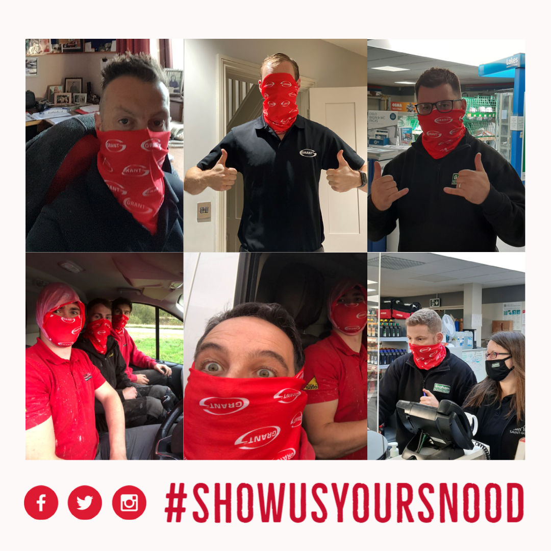 Grant UK launches #ShowUsYourSnood social media competition