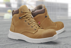 3 pairs of Sievi safety boots to win