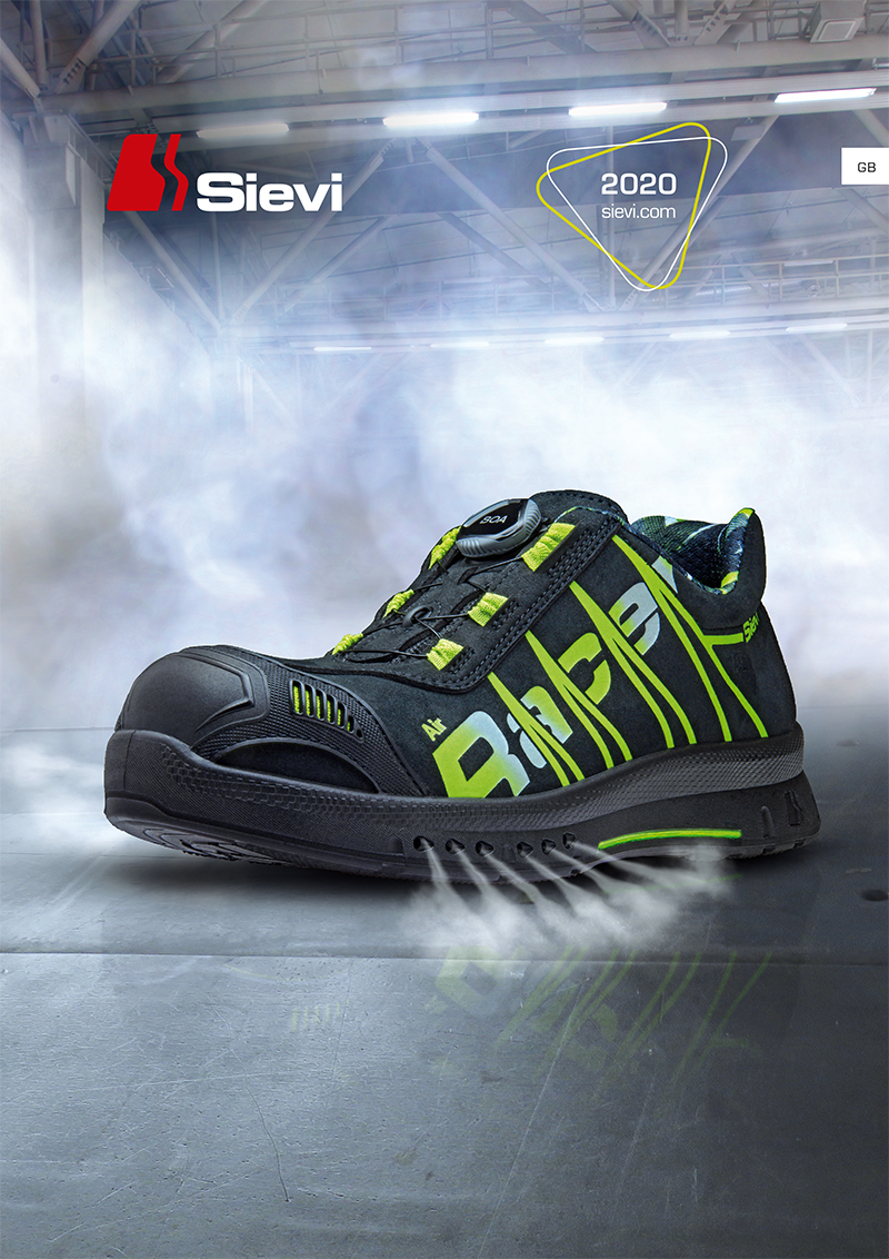 2020 catalogue from Sievi
