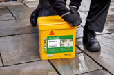 Self-setting jointing compound from Sika Everbuild