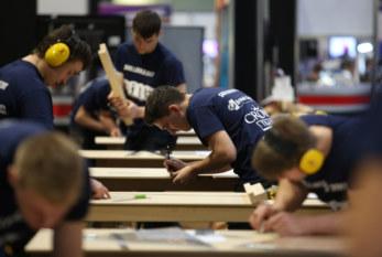 Dickies sponsors SkillBuild UK final