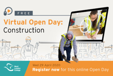 Virtual open day from West London College
