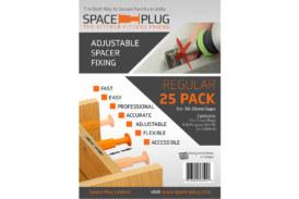 WIN: 10 packs of Space-Plug fixings