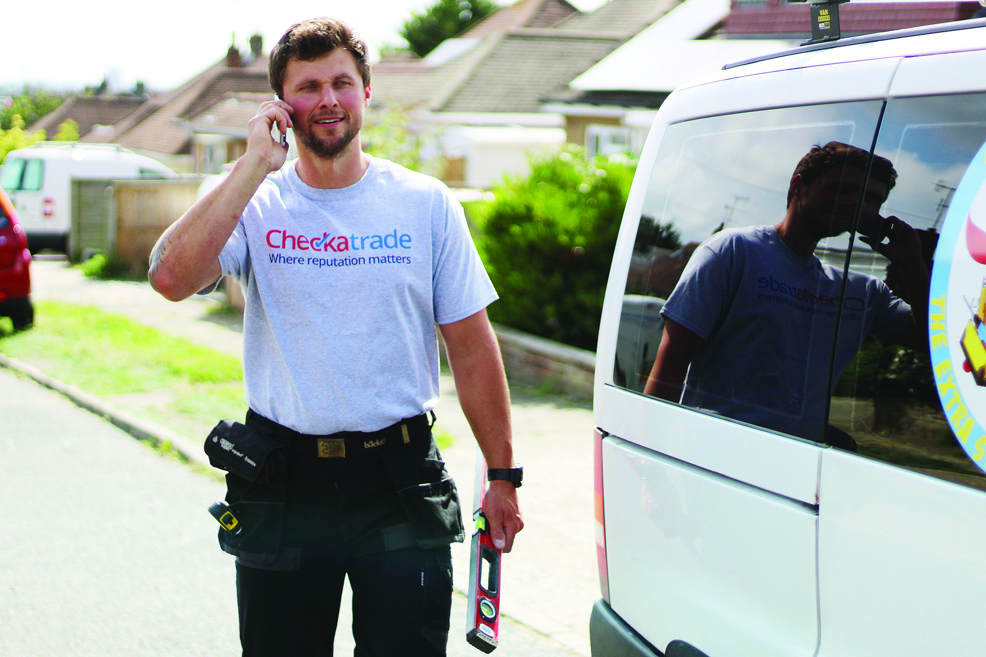 Win 6 months FREE Checkatrade membership plus £100 Amazon Voucher