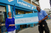 Community centre bags £1,000 for refurb work