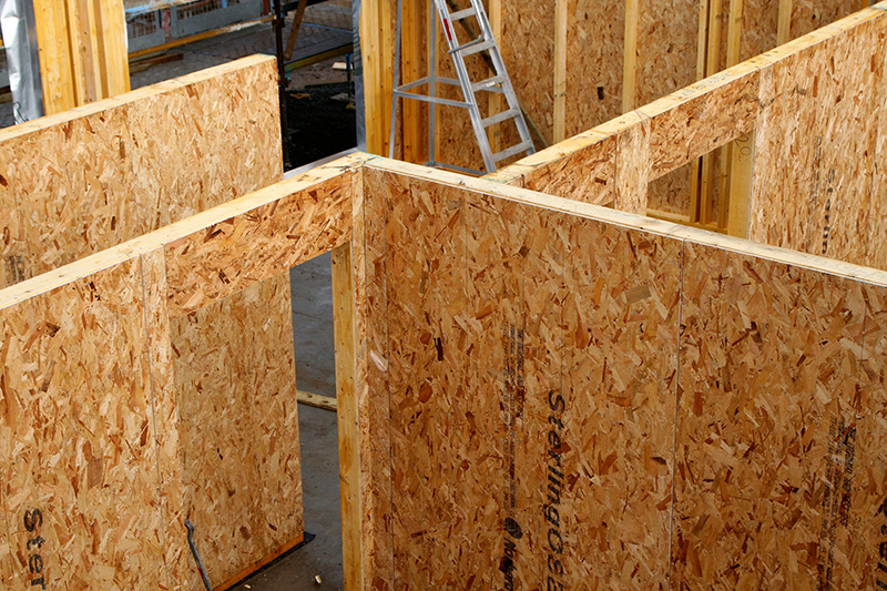 Norbord's solutions for timber frame construction