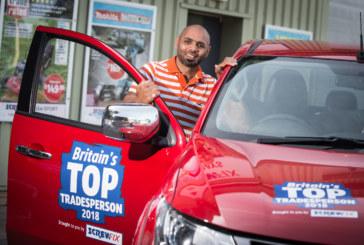 Screwfix searches for Britain's Top Tradesperson