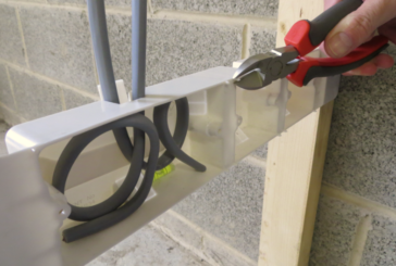 Studbox System: Making Electrical Installation Easier