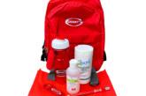 Summer backpacks for installers from Grant UK