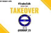 Electrical #TradesTalk takeover