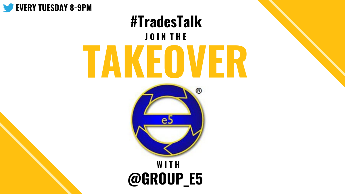 Electrical #TradesTalk takeover