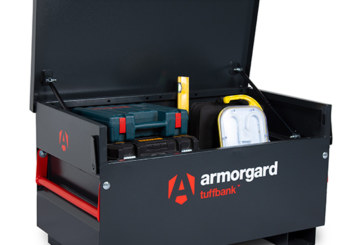 Expanded TuffBank range from Armorgard