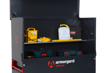 Armorgard launches TuffBank with power source
