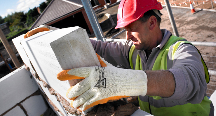 There's more to blocks than structural soundness, according to Tarmac Building Products