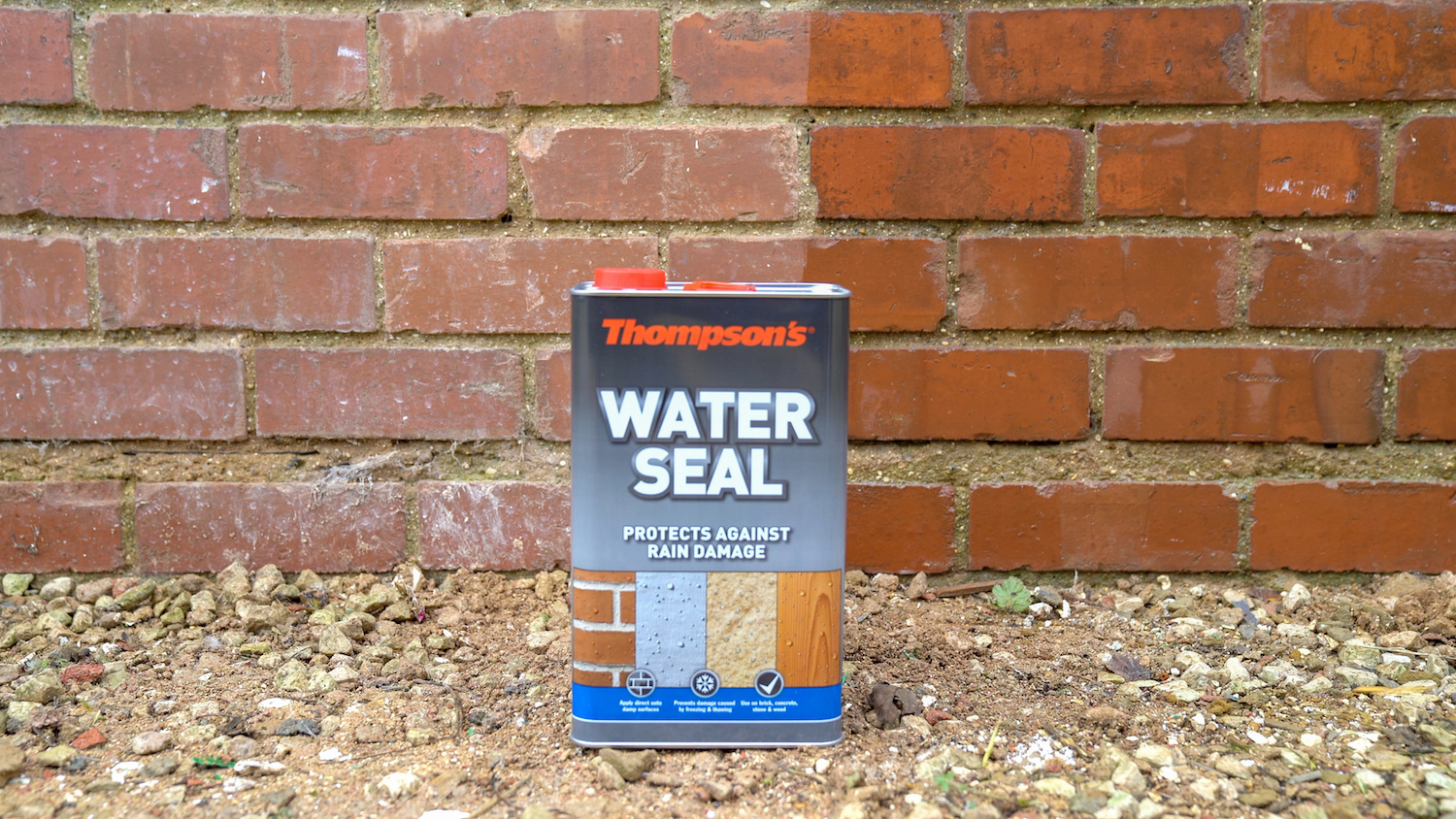 Tackle it with Thompson's: Water Seal plus you could win a Makita radio!